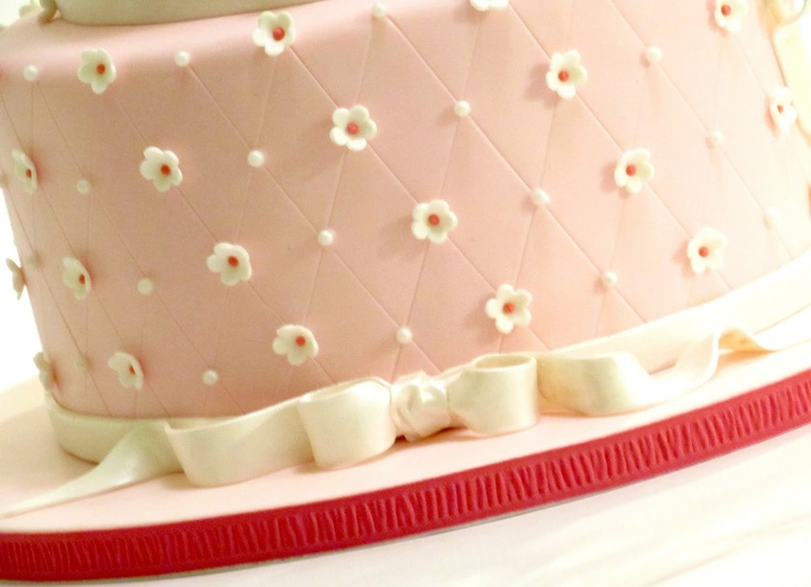 """""""How to make quilted cake tutorial -- good website"""""""