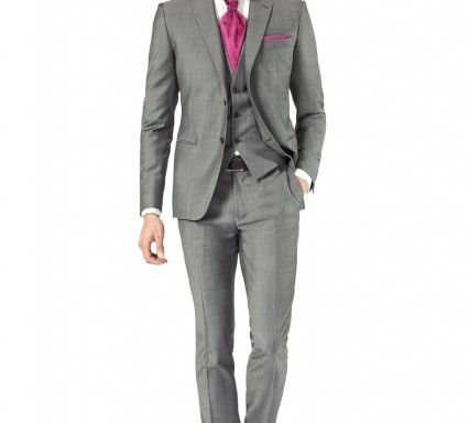 11 best costume mariage images on pinterest wedding costumes ties and fashion men - Costume gris mariage ...