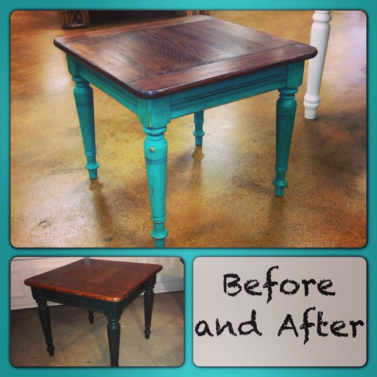 92 Best Images About Kitchen Table Redo On Pinterest: 17 Best Images About End Table Makeover On Pinterest