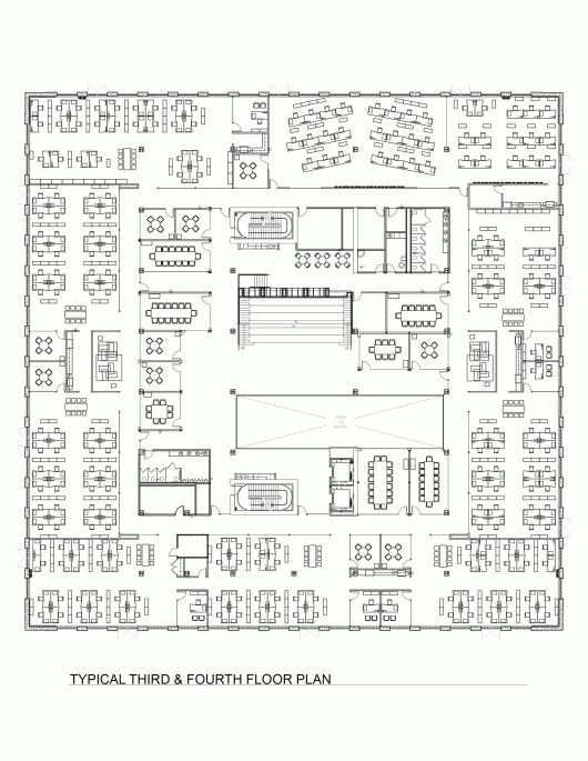 17 best office space images on pinterest floor plans for Space architects and planners
