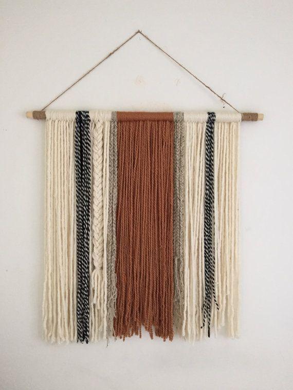 25+ unique Yarn wall hanging ideas on Pinterest