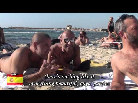 Tel Aviv Pride Beach 2012