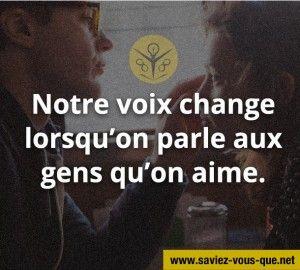 notre voix change quand www.saviez-vous-que.net site de divertissement