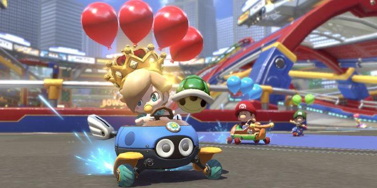 Trailer de Mario Kart 8 mostra modo batalha e itens que retornam à série