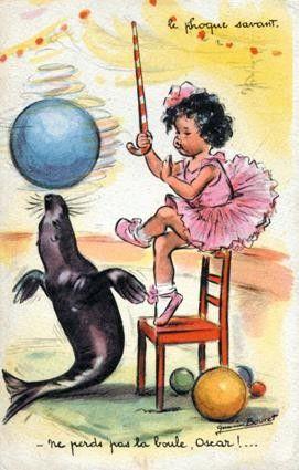 Germaine Bouret -Ne perds pas la boule Oscar !...