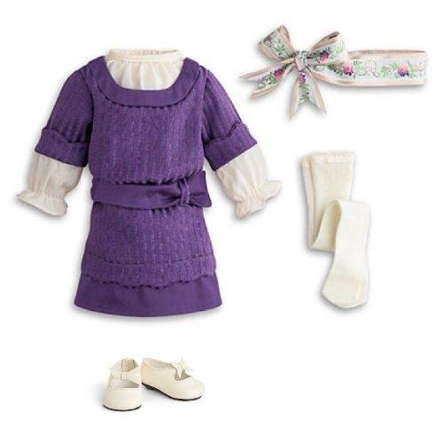 American Girl Rebecca's Hanukkah Dress. Shipping Included   eBay