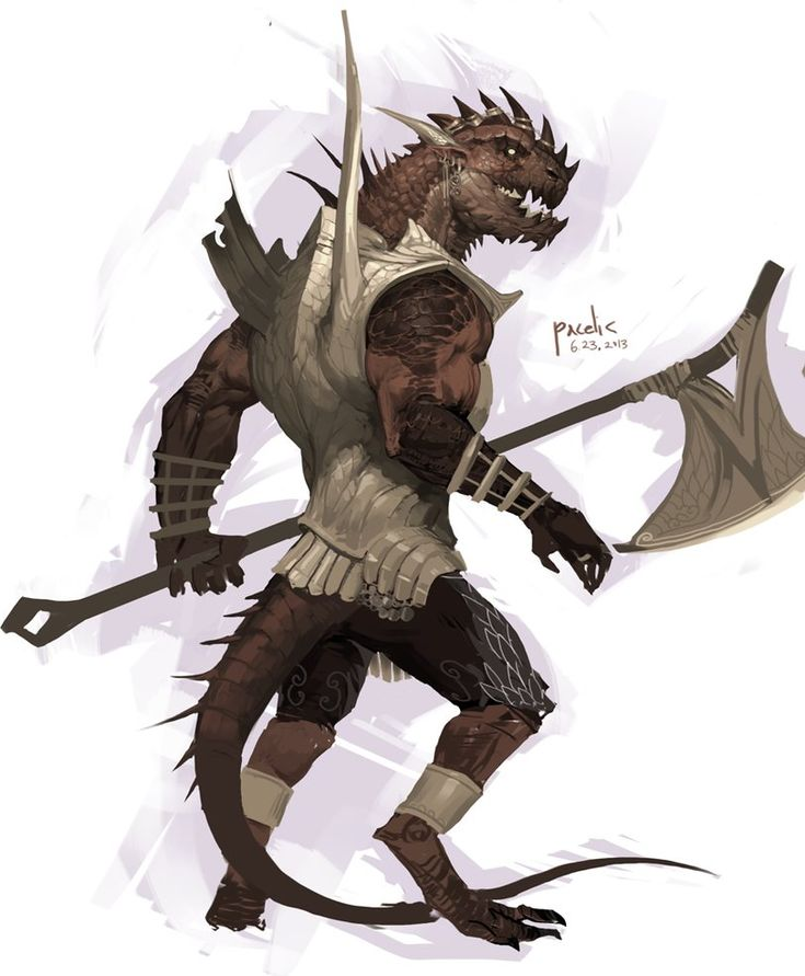 1000+ Images About Anthro Characters: Reptilia On Pinterest