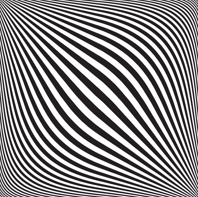 RILEY Bridget - English (Londen 1931) - OP-ART