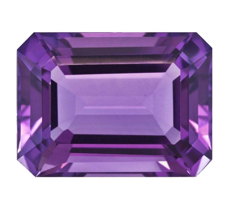 3.00 cts natural non treated purple amethyst Octagon cut Brazilian Amethyst Emerald Cut Power Healing natural Purple Quartz wholesale price by TRUTHFINEJEWELLERS on Etsy