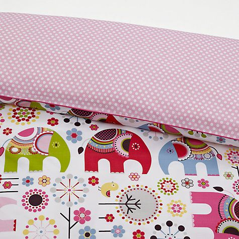 Children 39 s bedroom abbey elephant bedding love this for Childrens elephant fabric