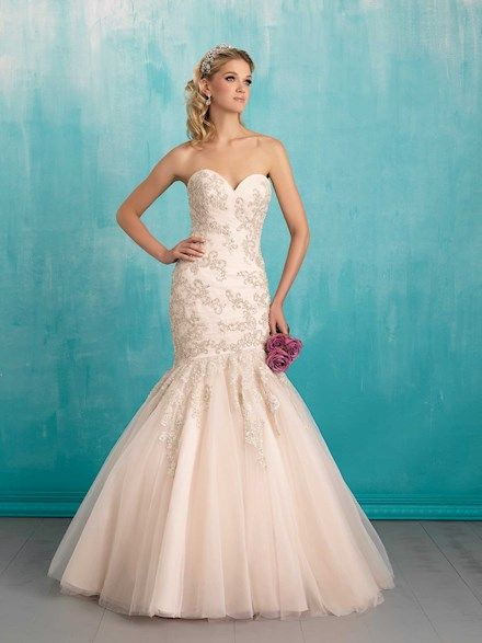 Best Sweetheart Neckline Wedding Gowns Images On Pinterest