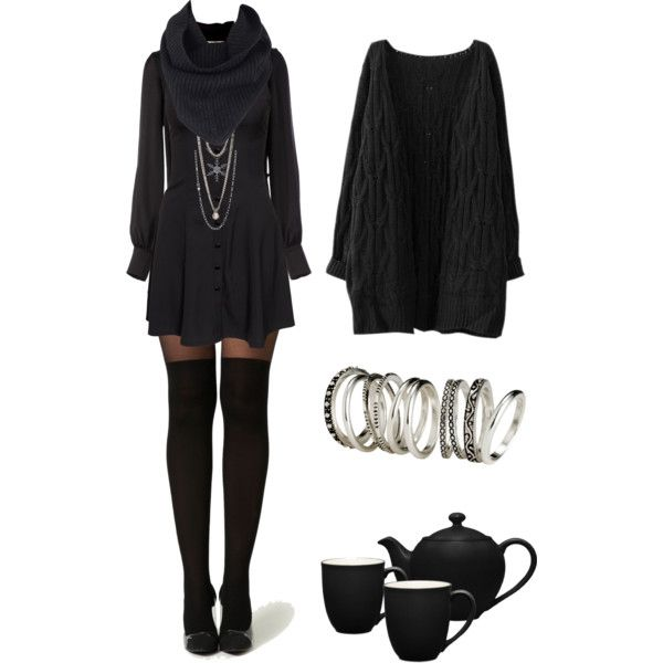Cute and cozy by shortcuttothestars on Polyvore featuring mode, NLY Trend, Emilio Pucci, Boohoo, H&M, Comptoir Des Cotonniers, Tacori, Miadora, A.L.C. and Noritake