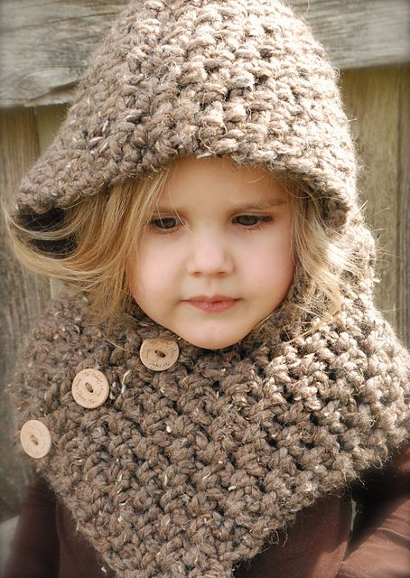 Ravelry: The Hampton Hood pattern by Heidi May