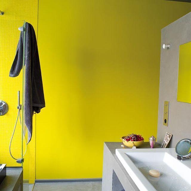 Les 36 meilleures images propos de cuisines et salles de bain sur pinterest mojito foss et - Peindre sa salle de bain en gris ...