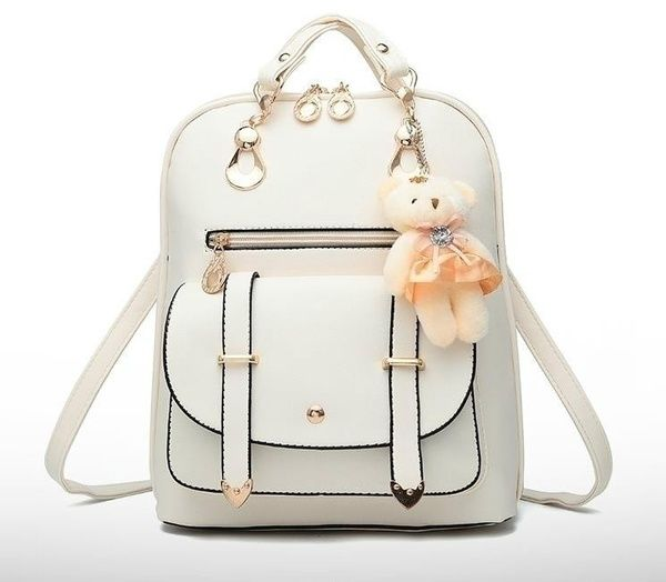 Fashion casual ladies backpack