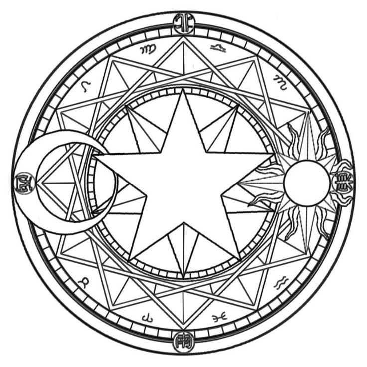 sorcery and magic symbols  | Magic Circles - Tsubasa Chronicle Wiki