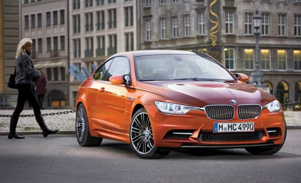 Rendering: 2014 BMW M3 / M4 Coupe