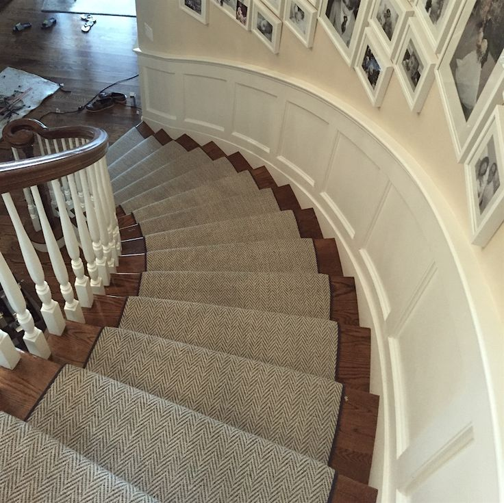 Captivating Stair Runners And The Huge Controversy Over Some Popular Fibers