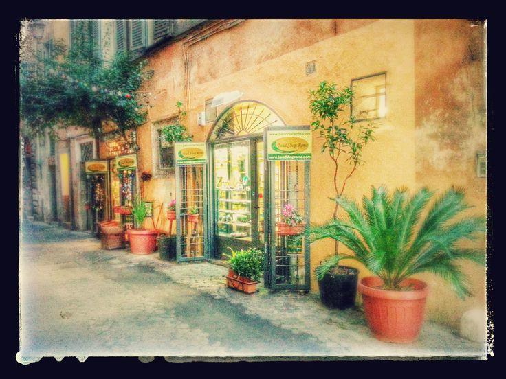 Bead Shop Rome®-La Perla D'Oriente©  Via Sora 30/ 31 Roma Italy , Rankoussi Glass school .