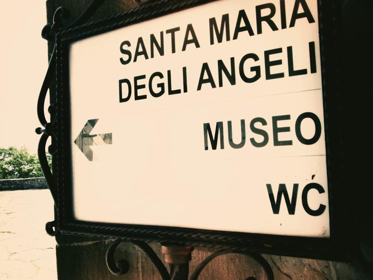 La Verna, Italy 2012      Image by me, myself & I