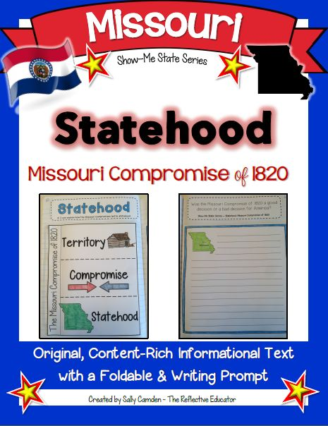 17 Best Ideas About Missouri Compromise On Pinterest