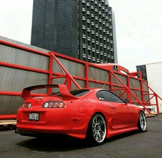 Delightful Supra. Toyota SupraSweet CarsTrucksNice ...