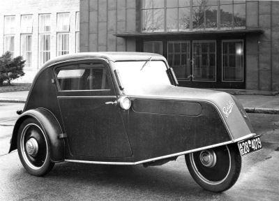 Goliath Pionier, 1931-34