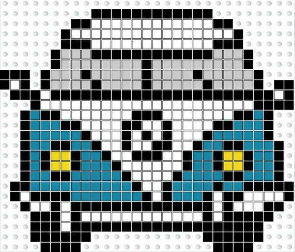 40 Cool Perler Bead Patterns, http://hative.com/cool-perler-bead-patterns/,