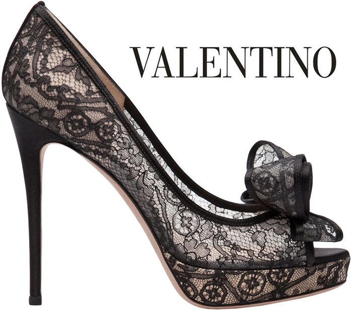Valentino Lace Shoe... i think I'm in love :)