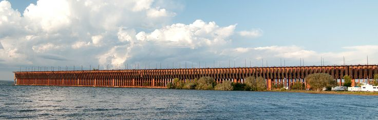 9 best around the bay images on pinterest lake superior for Wisconsin fishing lodges