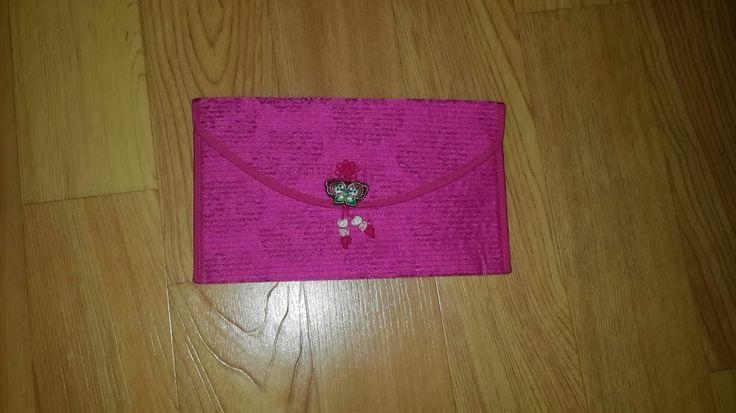 Oriental Style Silk Pouch Wallet Limitation by korea master artisan