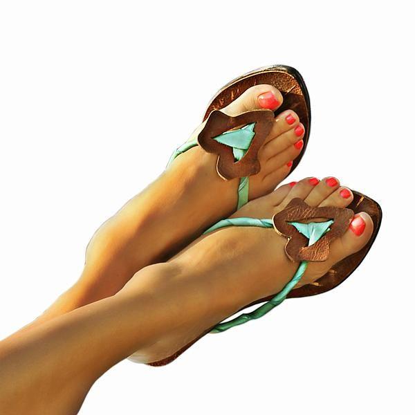 Fedra - flat sandal
