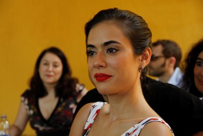 Carolina Ramirez... Hermosa....