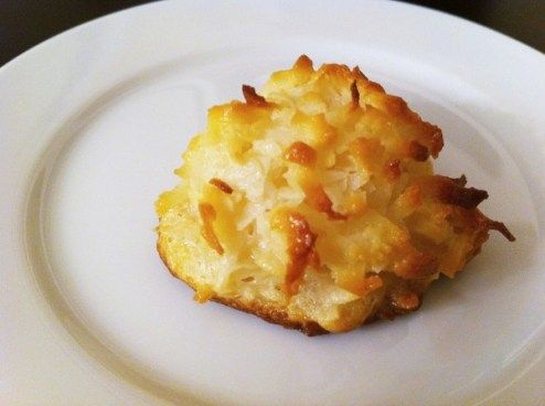 coconut macaroon | Food and recipes | Pinterest