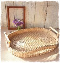 Lots of neat baskets for inspiration.