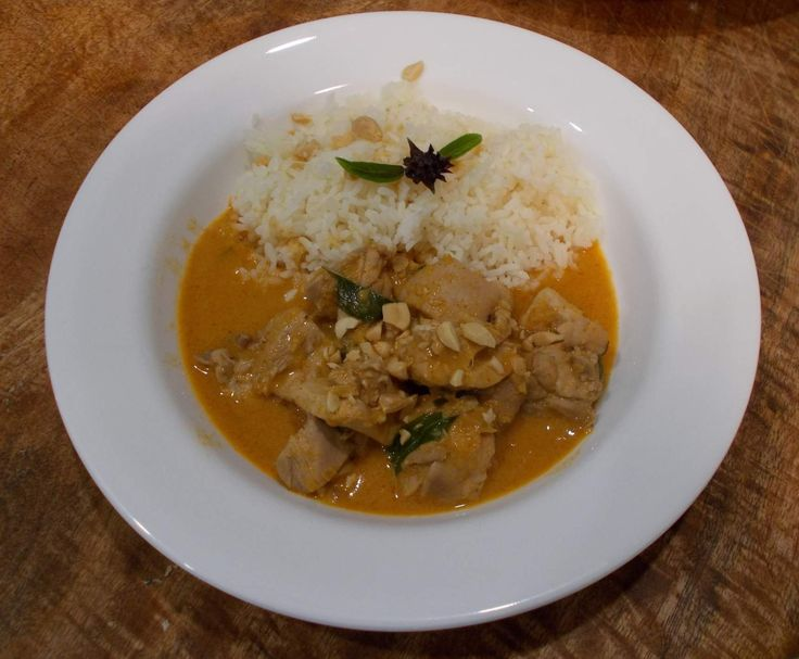 Recipe Penang Chicken by PudseyCheff - Recipe of category Main dishes - meat