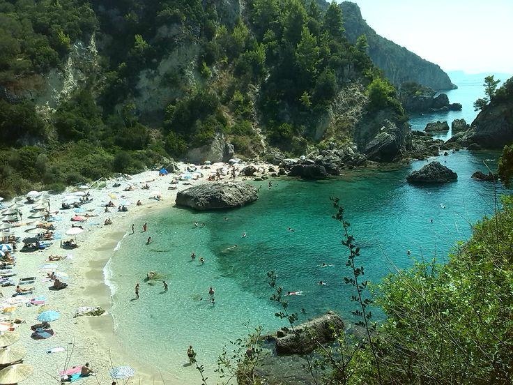 Piso Kryoneri,Parga,Greece~