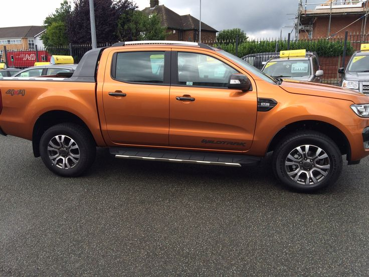 The Ford Ranger Wildtrak #leasing deal | One of the many cars and vans available to lease from www.carlease.uk.com
