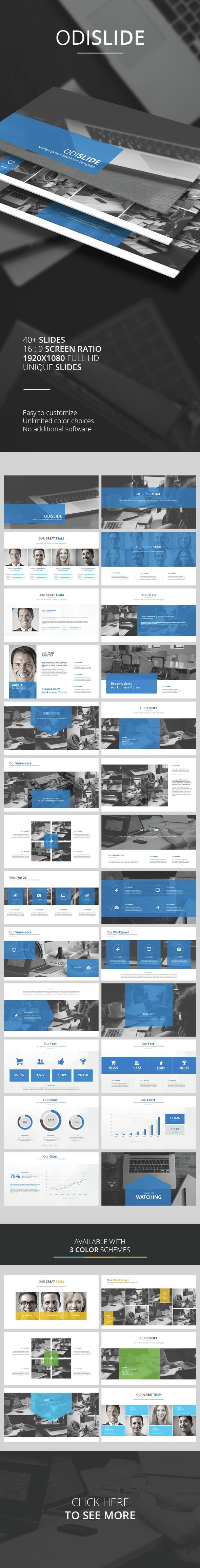 Odislide Keynote Template. Download here: http://graphicriver.net/item/odislide-keynote-template/14860418?ref=ksioks