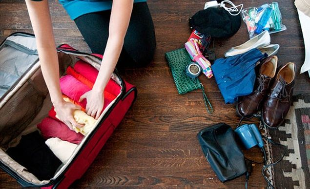 Resolution No. 12: Pack Like a Pro. A light suitcase saves you baggage fees. Packing a few days before you fly gives you time to carefully match a few tops and bottoms (rolled, not folded). And when in doubt%u2026 leave it out! (From: 15 Travel Resolutions You MUST Keep in 2015!)