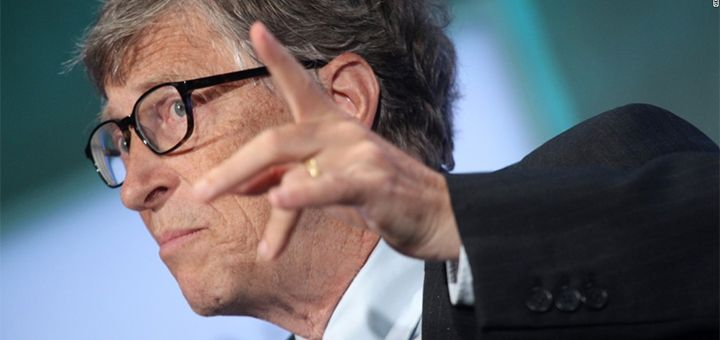 Что читает Билл Гейтс: рейтинг лучших книг года по версии миллиардера - http://pixel.in.ua/archives/9560