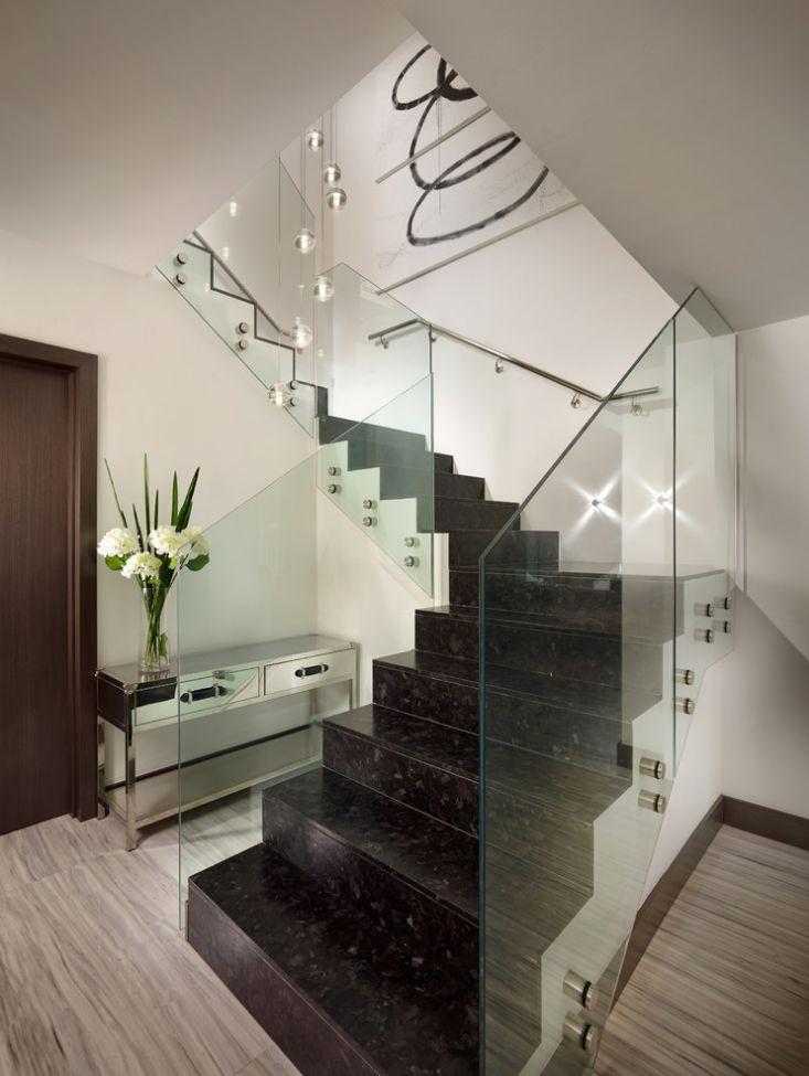 Contemporary penthouse apartment designed by kis interior design