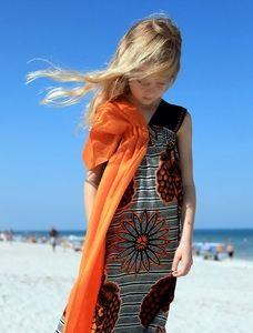 Kid's Maxi Dress