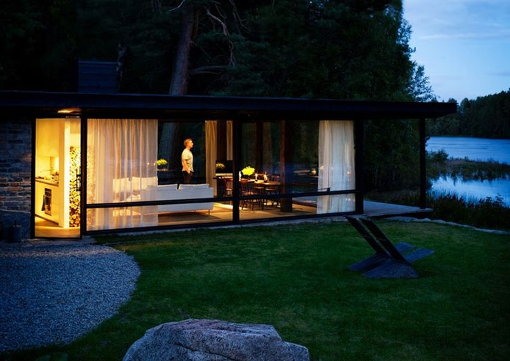 An Architect's Summer House