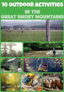 10 Outdoor Activities in the Great Smoky Mountains