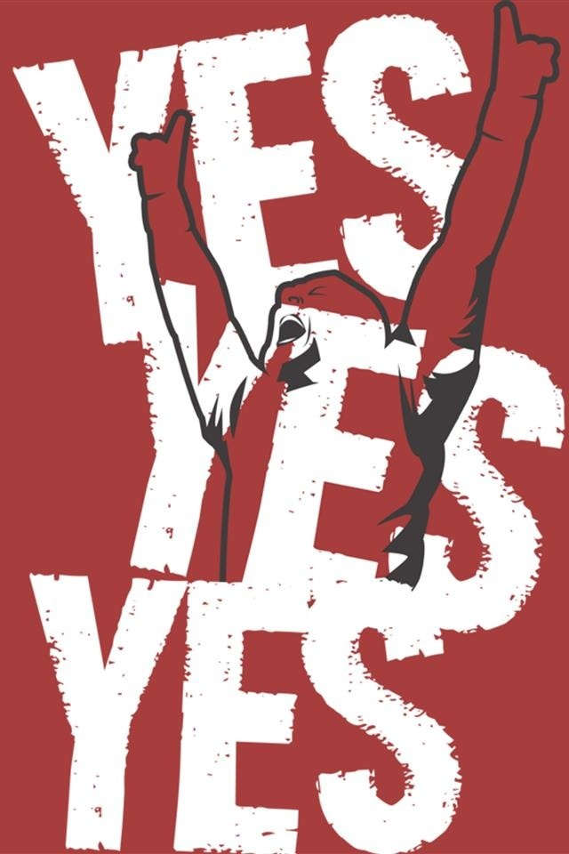 Daniel Bryan: YES!