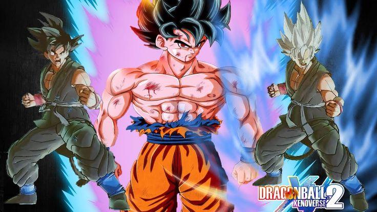 Goku Definitive Form Super Saiyan Full Power - Dragon Ball Xenoverse 2 Mods