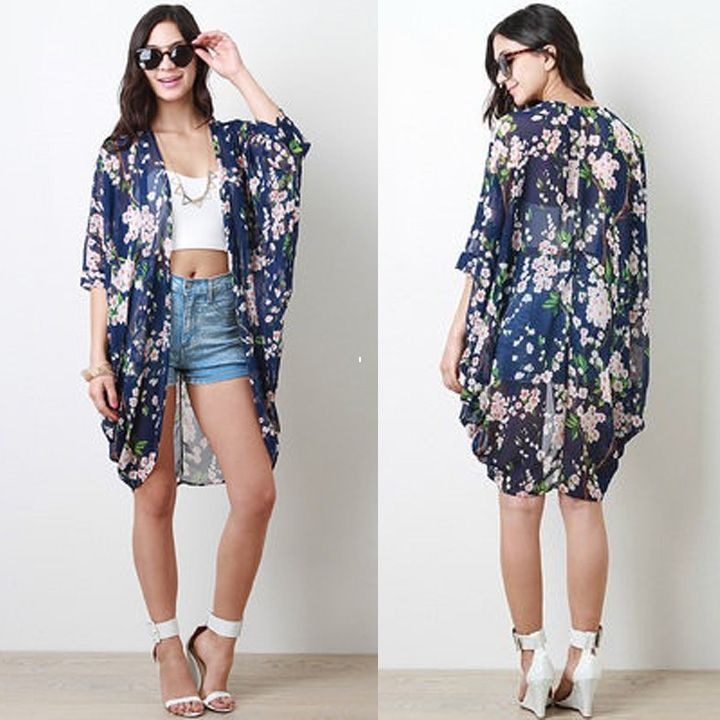 41 best Cardigans Largos y cortos images on Pinterest | Kimonos ...