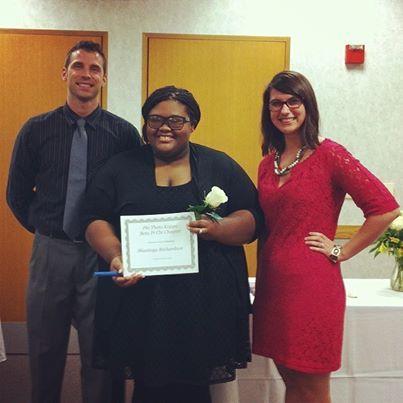 Beta Pi Chi Inducts New Members | Sullivan University Lexington