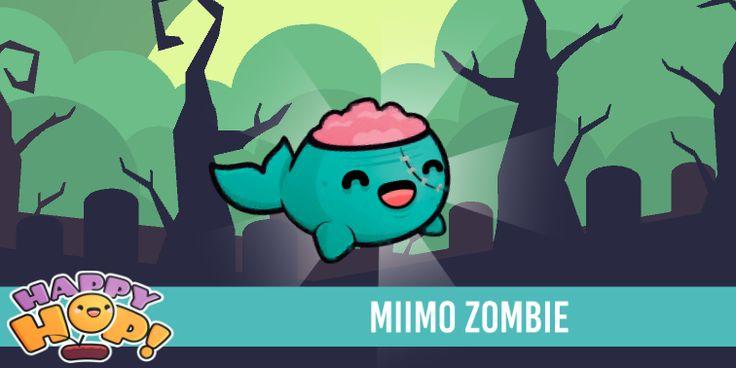 I just unlocked Miimo Zombie from #HappyHop! @PlatonicGames https://itunes.apple.com/app/id1087482860 | platonicgames.com